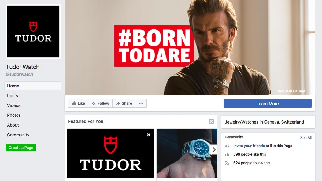 Tudor 01.jpg?ixlib=rails 1.1 Business News: Tudor Joins Facebook With An In-Depth Brand Timeline Business News: Tudor Joins Facebook With An In-Depth Brand Timeline tudor 01