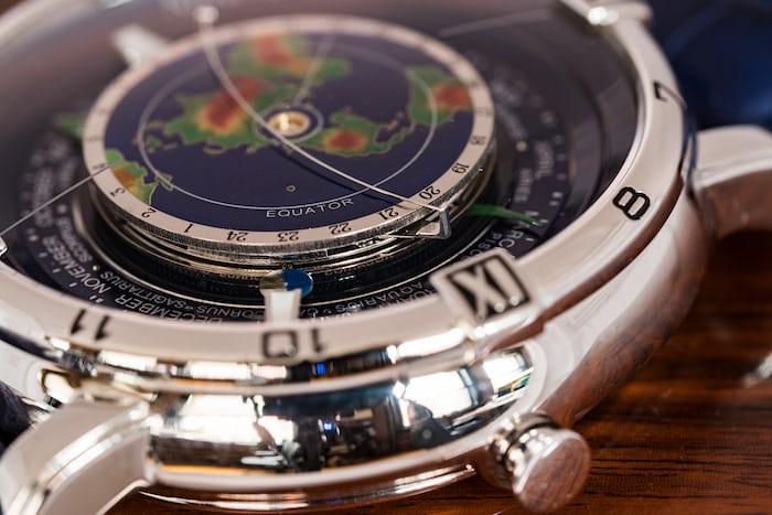 Ulysse Nardin Tellurium Johannes Kepler Trilogy Of Time