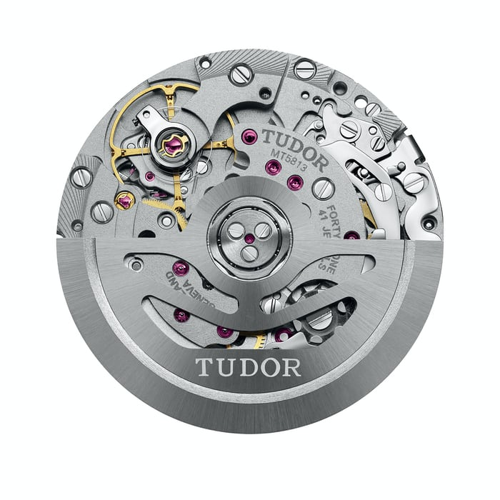 Tudor chronograph caliber MT5813