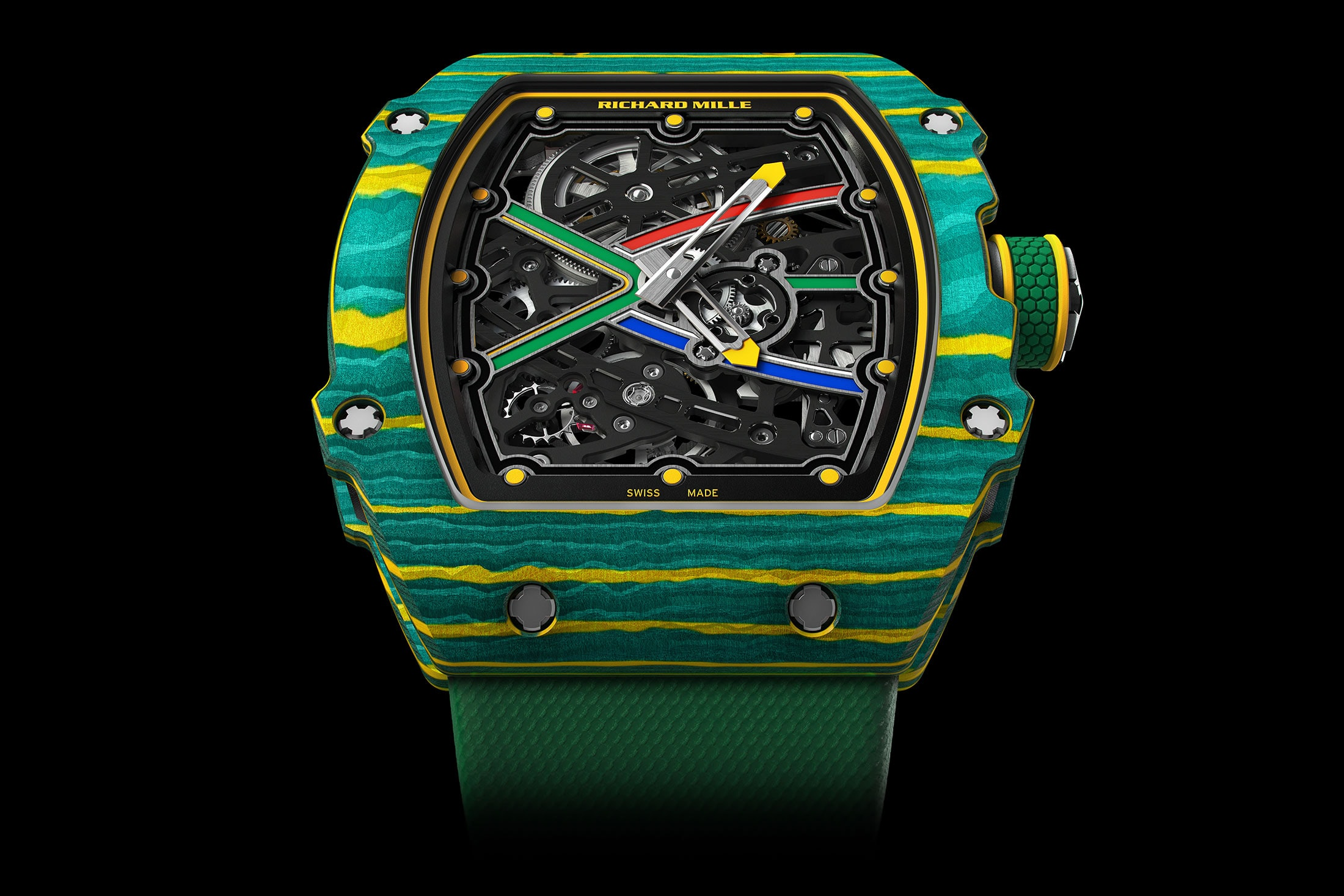 The Richard Mille RM67-02 Sprint. Introducing: The Richard Mille 67-02 Sprint And High Jump Introducing: The Richard Mille 67-02 Sprint And High Jump rm 06