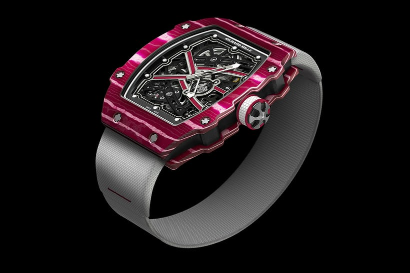 The Richard Mille RM67-02 High Jump.