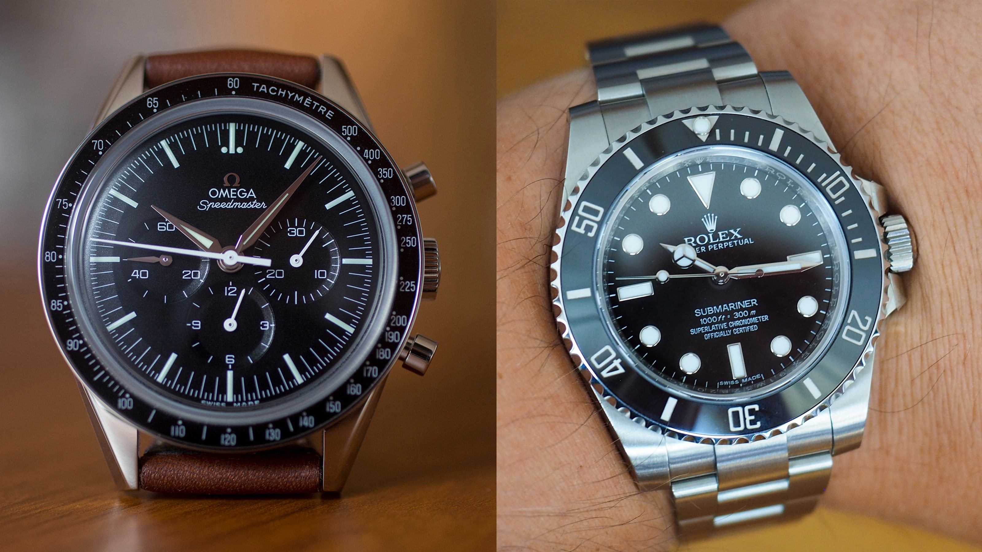 31fec002e In-Depth: Chronograph Vs. Dive Watch: Which Is More Practical For Real Life  Timing? - HODINKEE
