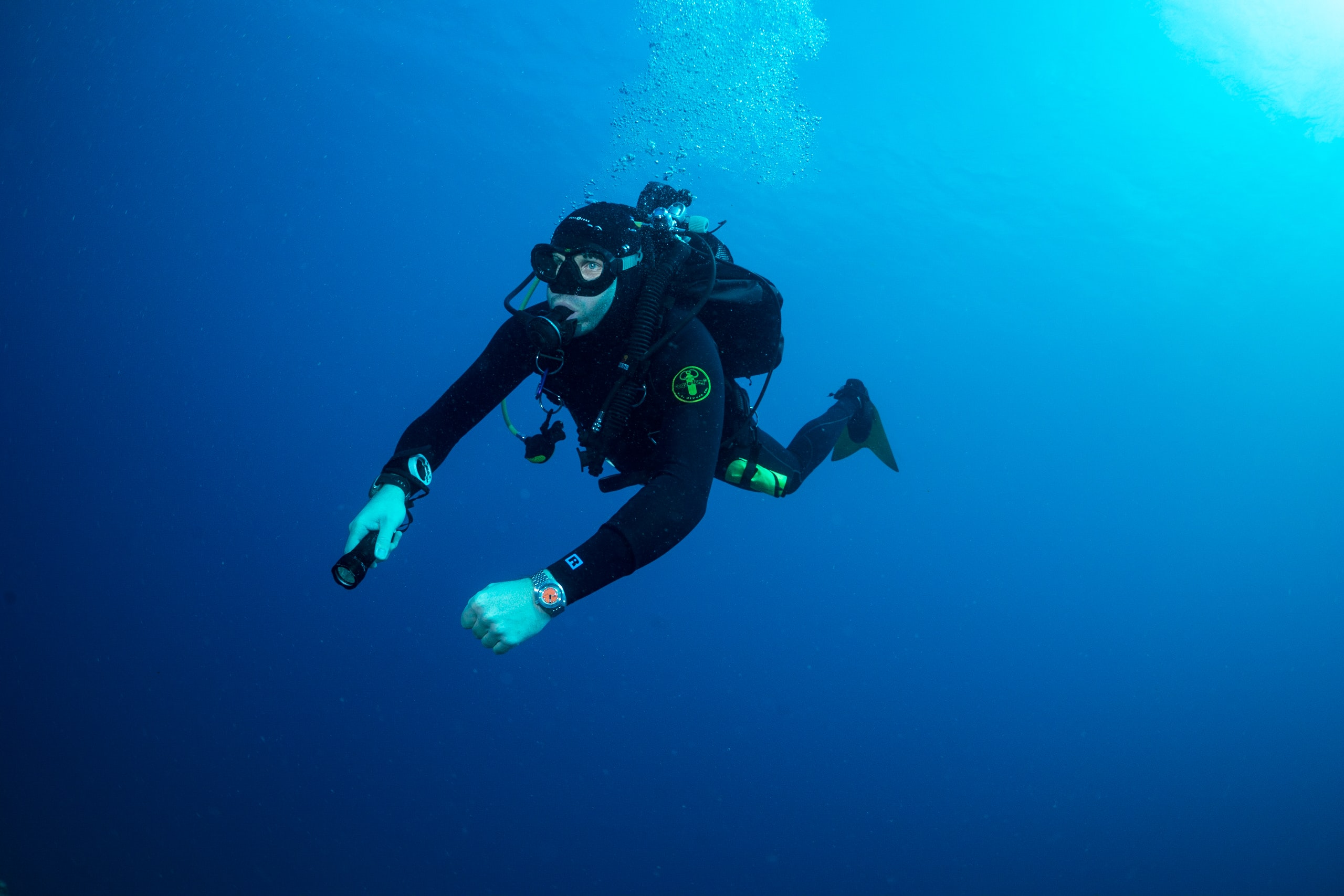 In-Depth: Seven Dive Watch Myths Deep-Sixed orangedial