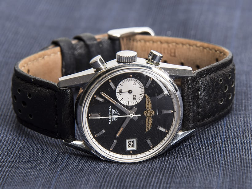 Heuer Carrera Reference 3147