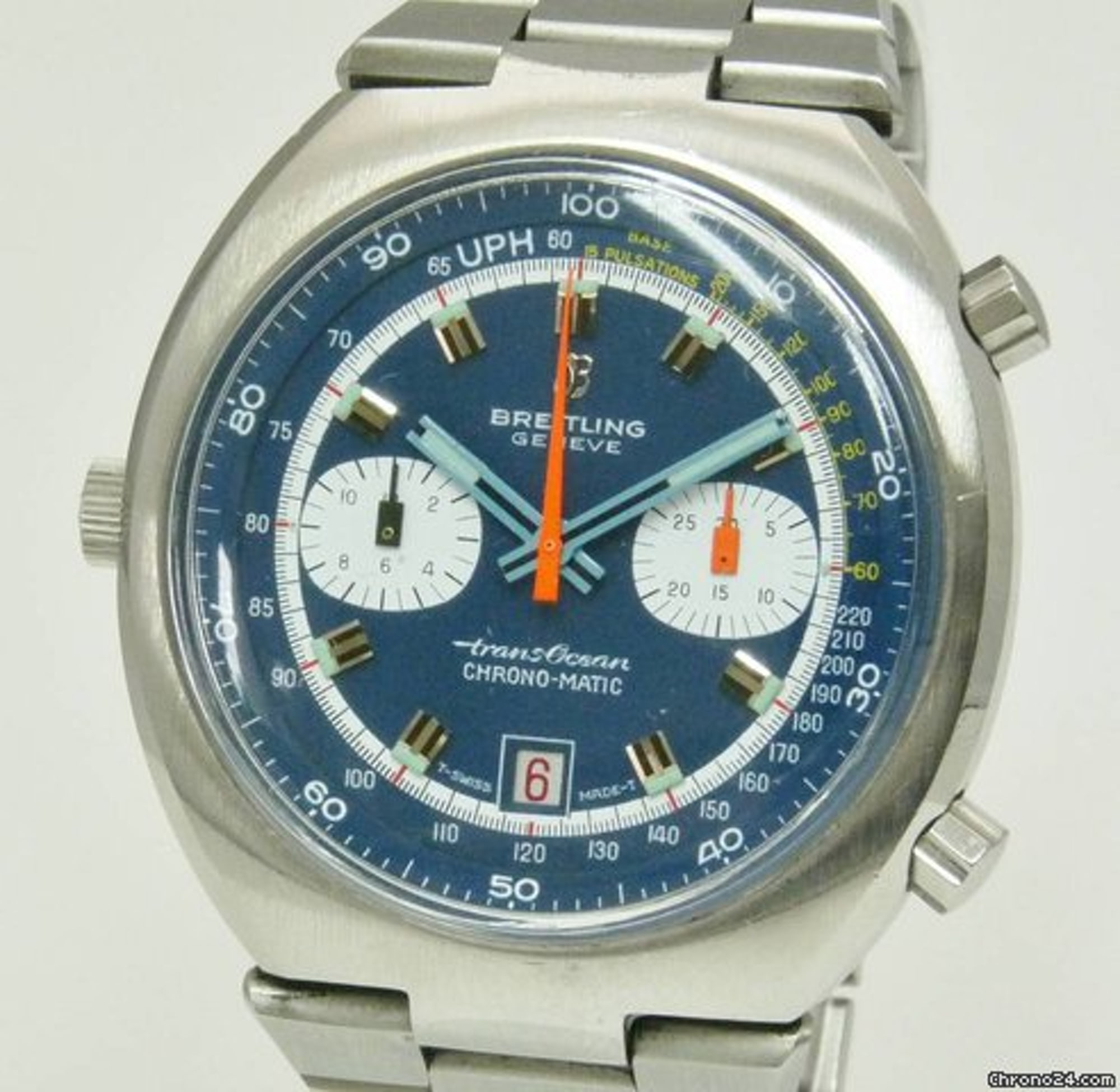 Breitling Transocean Reference 2119