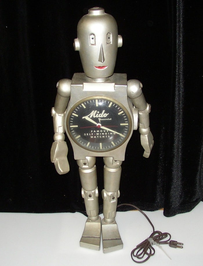 Mido Robot