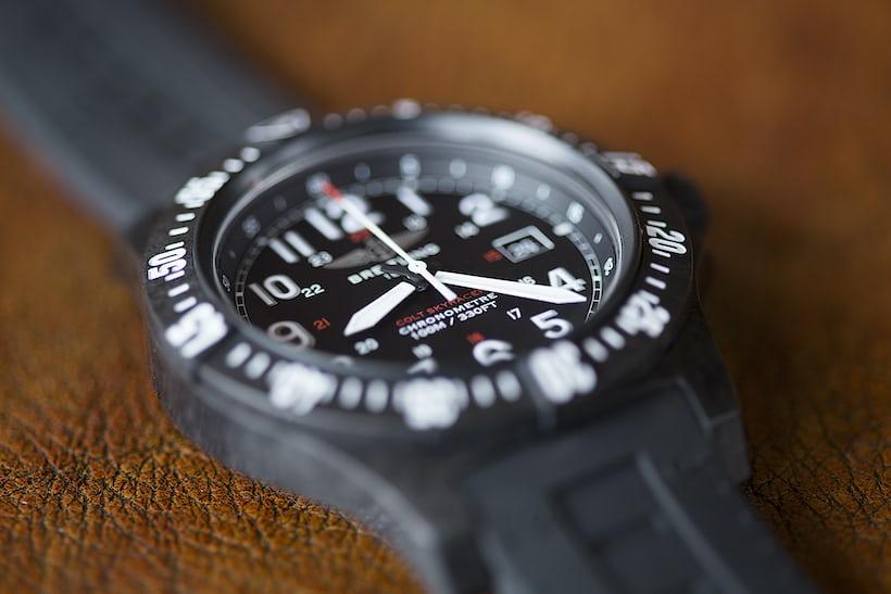 Breitling Colt Skyracer chronometer