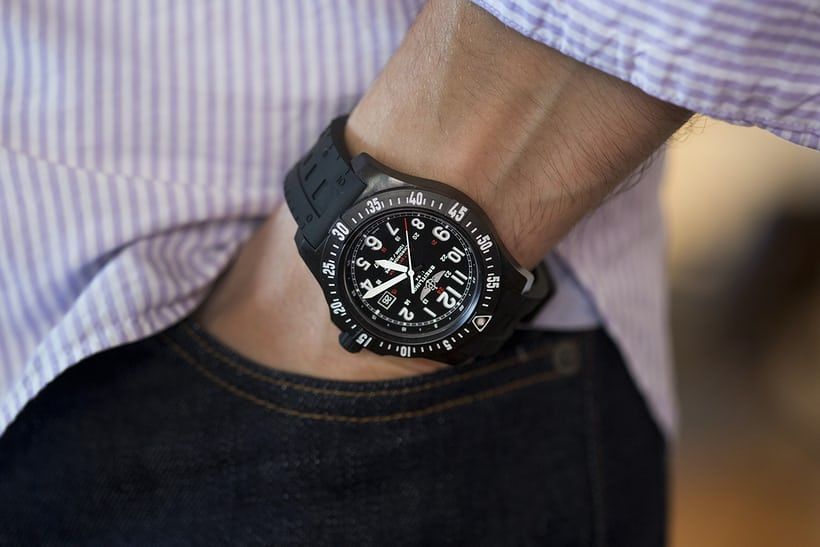 The Value Proposition The Breitling Colt Skyracer Hodinkee