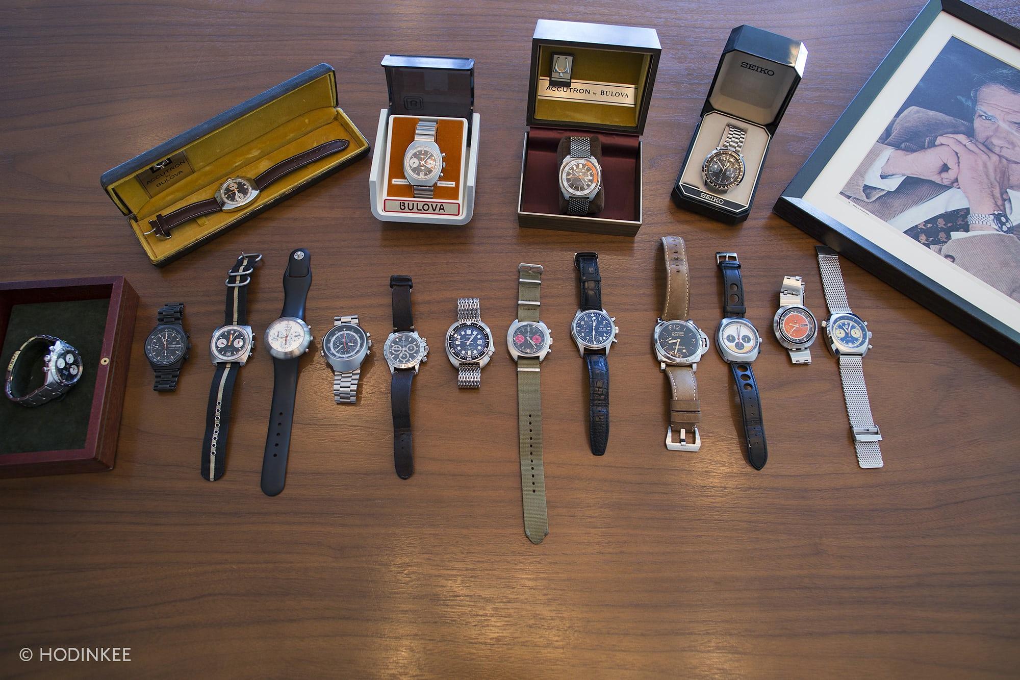 Talking Watches: With John Edelman Talking Watches: With John Edelman  3H0A2660 copy