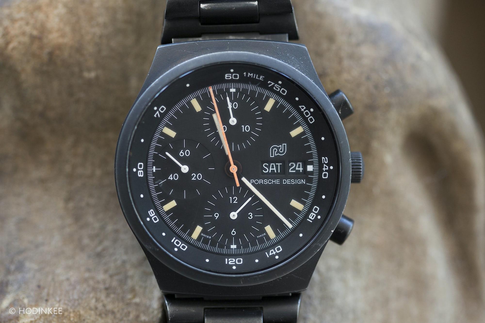 porsche design chronograph john edelman Talking Watches: With John Edelman Talking Watches: With John Edelman  3H0A2789 copy