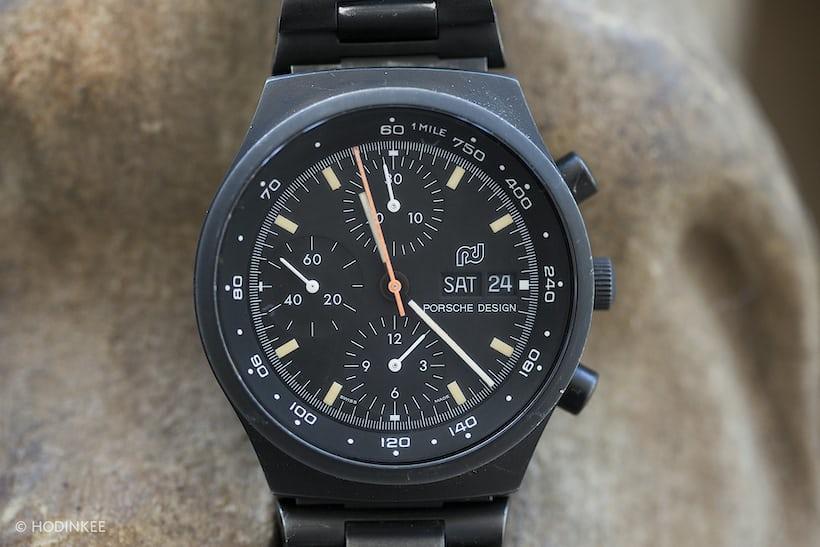 porsche design chronograph john edelman