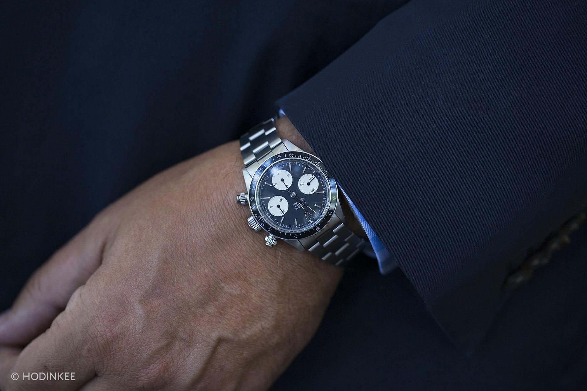 rolex daytona 6263 john edelman Talking Watches: With John Edelman Talking Watches: With John Edelman  3H0A2647 copy