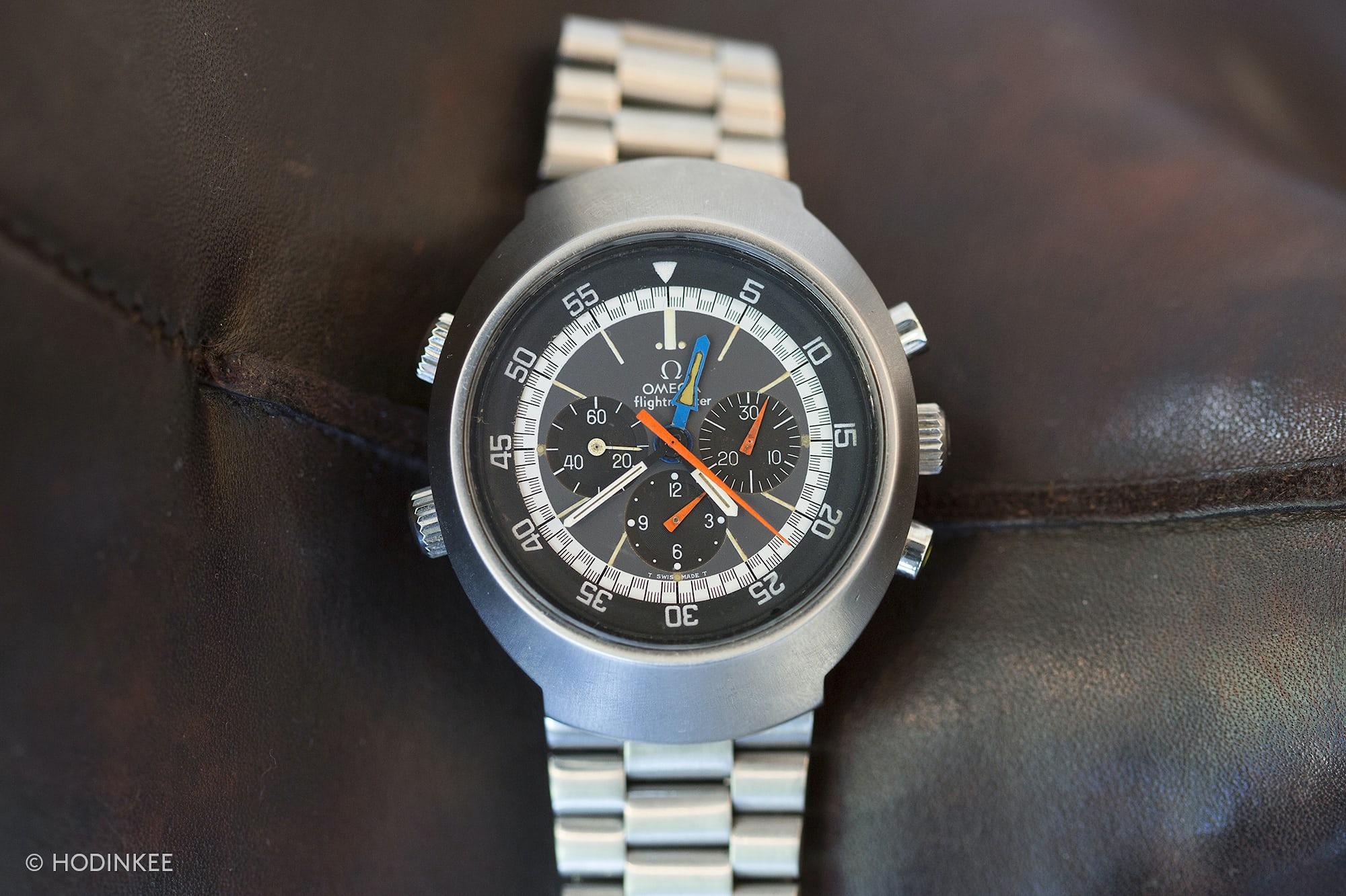omega flightmaster chronograph john edelman Talking Watches: With John Edelman Talking Watches: With John Edelman  3H0A2746 copy