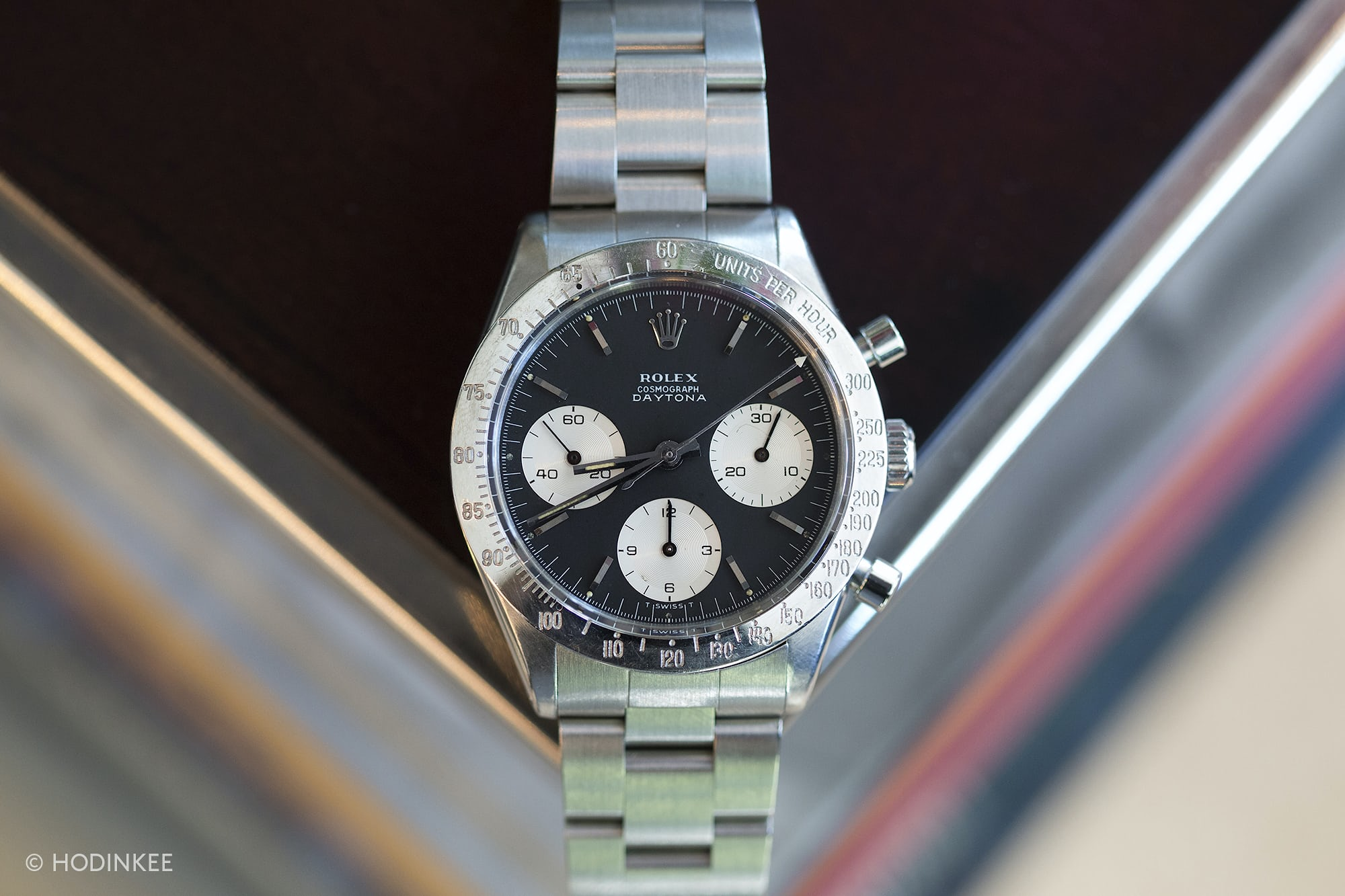 Rolex Daytona Reference 6239  Talking Watches: With John Edelman Talking Watches: With John Edelman  3H0A2774 copy