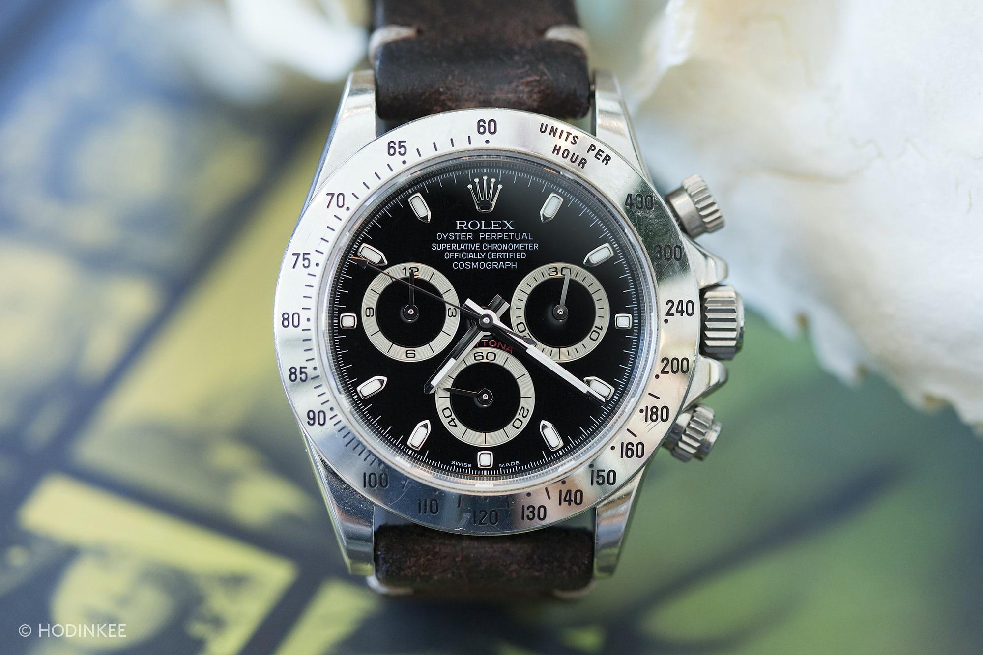 Rolex Daytona Reference 16520 john edelman Talking Watches: With John Edelman Talking Watches: With John Edelman  3H0A2716 copy
