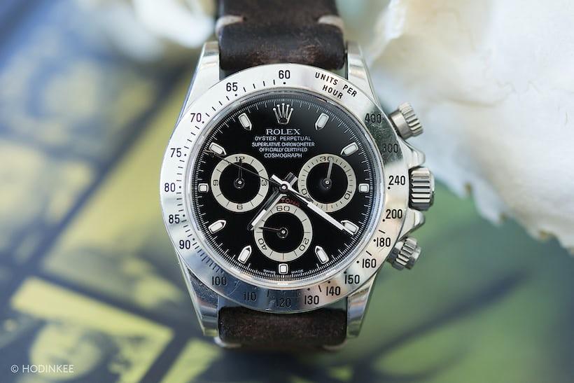 Rolex Daytona Reference 16520 john edelman