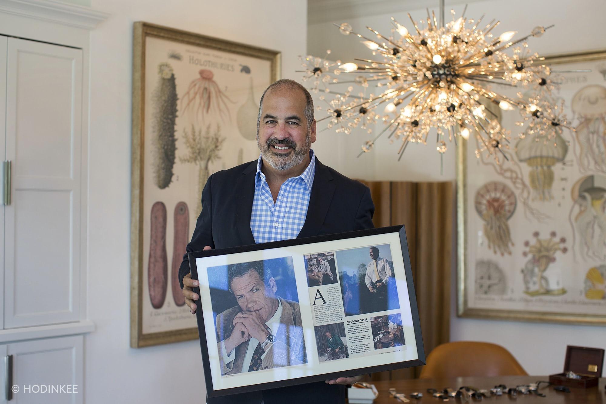 Talking Watches: With John Edelman Talking Watches: With John Edelman  3H0A2640 copy