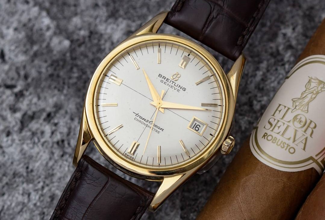 Breitling TransOcean Chronometre  Bring a Loupe: A Full Set Rolex GMT-Master II Ref. 16760, An IWC Ingenieur Ref. 866, A Square Vacheron Constantin 222, And More Bring a Loupe: A Full Set Rolex GMT-Master II Ref. 16760, An IWC Ingenieur Ref. 866, A Square Vacheron Constantin 222, And More Breitlnig transocean