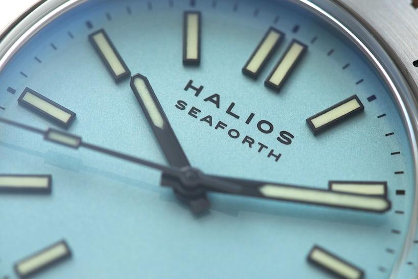 halios seaforth dive watch dial