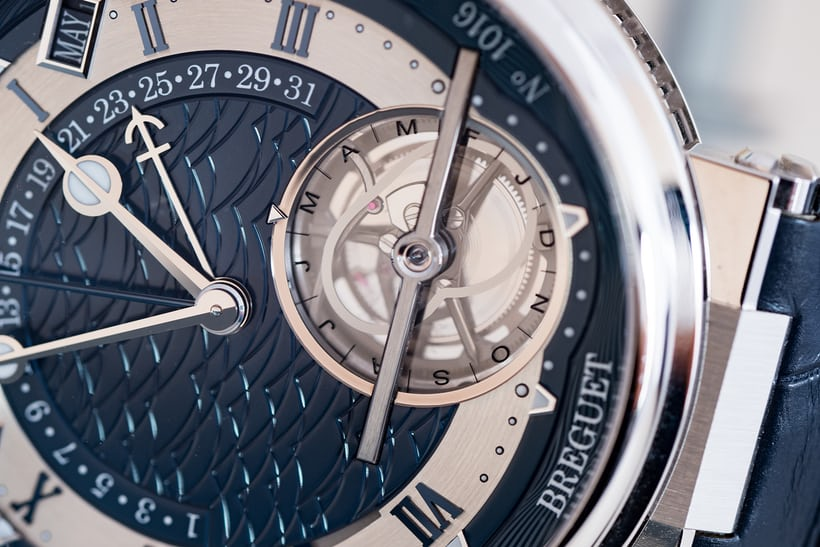 breguet 5887 equation of time marchant