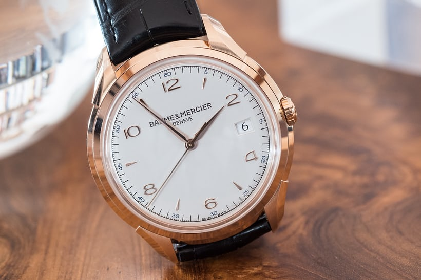Baume & Mercier Clifton 1830 Manual
