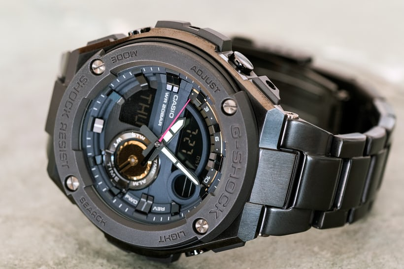 Casio G-Shock G-Steel GST200RBG-1