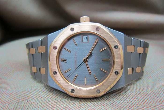 Royal Oak Tantalum Rose Gold