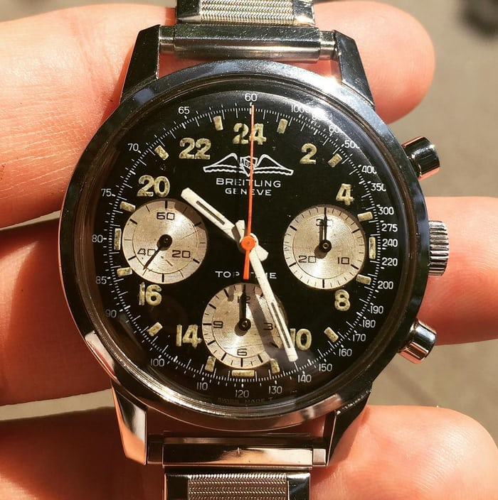 Breitling Top Time Reference 824