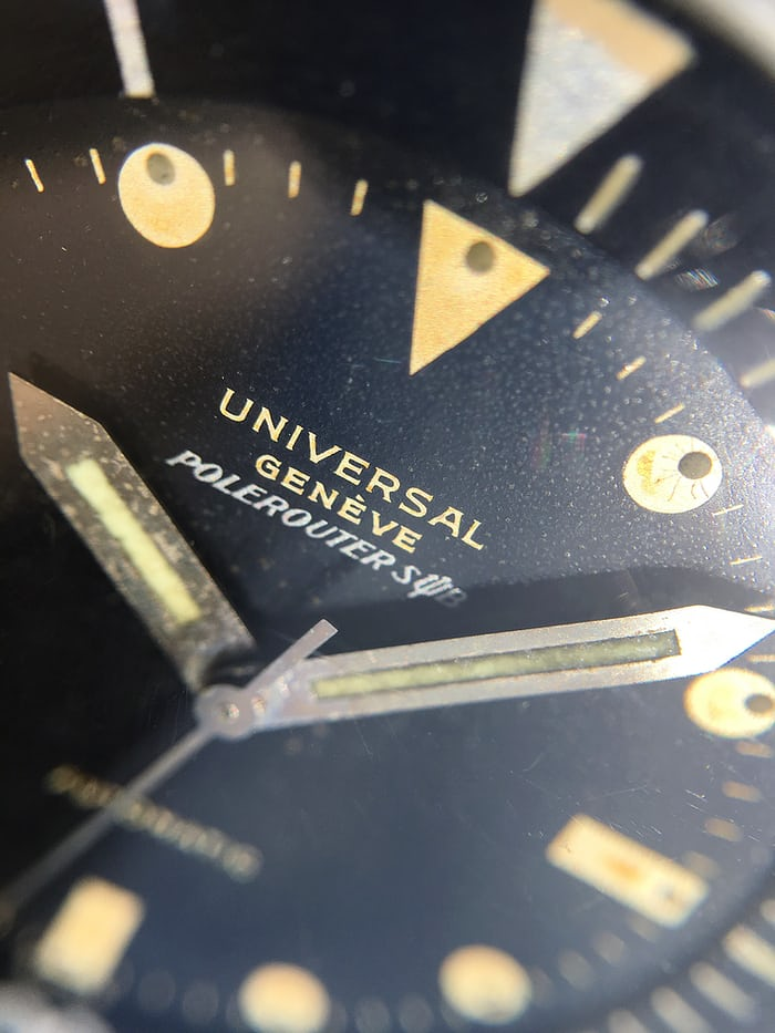 Universal Geneve Polerouter Sub