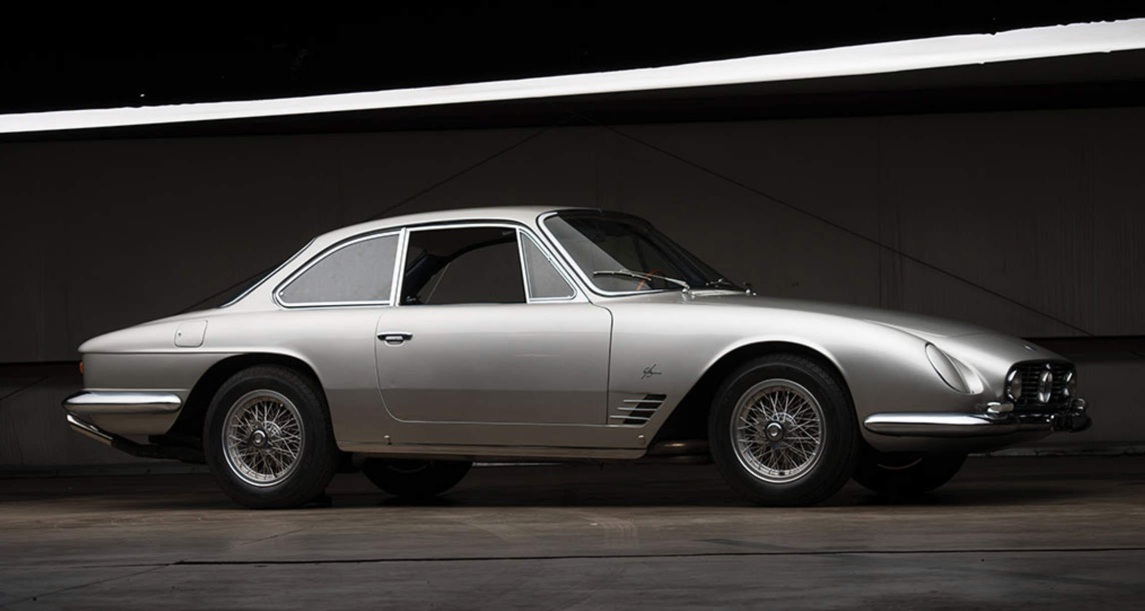 Maserati 5000 GT By Michelotti Weekend Reading: Three Cars Owned By Briggs Cunningham Are Coming Up For Sale Next Weekend Weekend Reading: Three Cars Owned By Briggs Cunningham Are Coming Up For Sale Next Weekend Screen Shot 2017 08 12 at 9