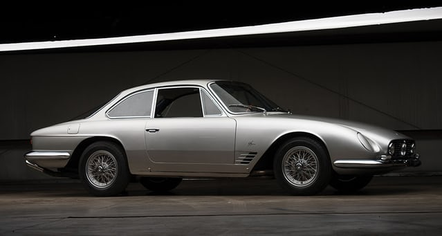 Maserati 5000 GT By Michelotti