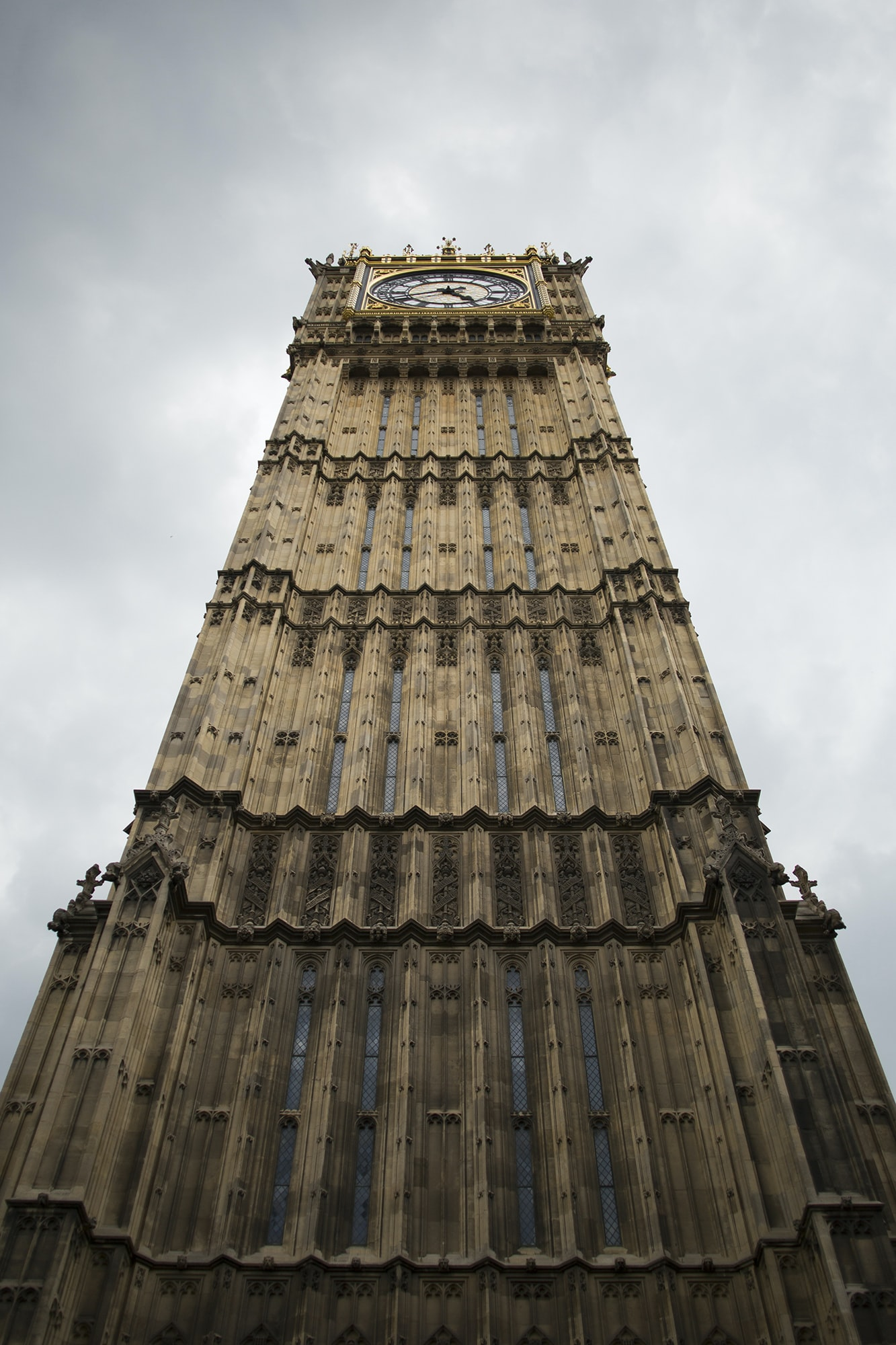 Great clock at Westminster  Recommended Reading: Big Ben To Stop Chiming For Four Years 20010047 copy