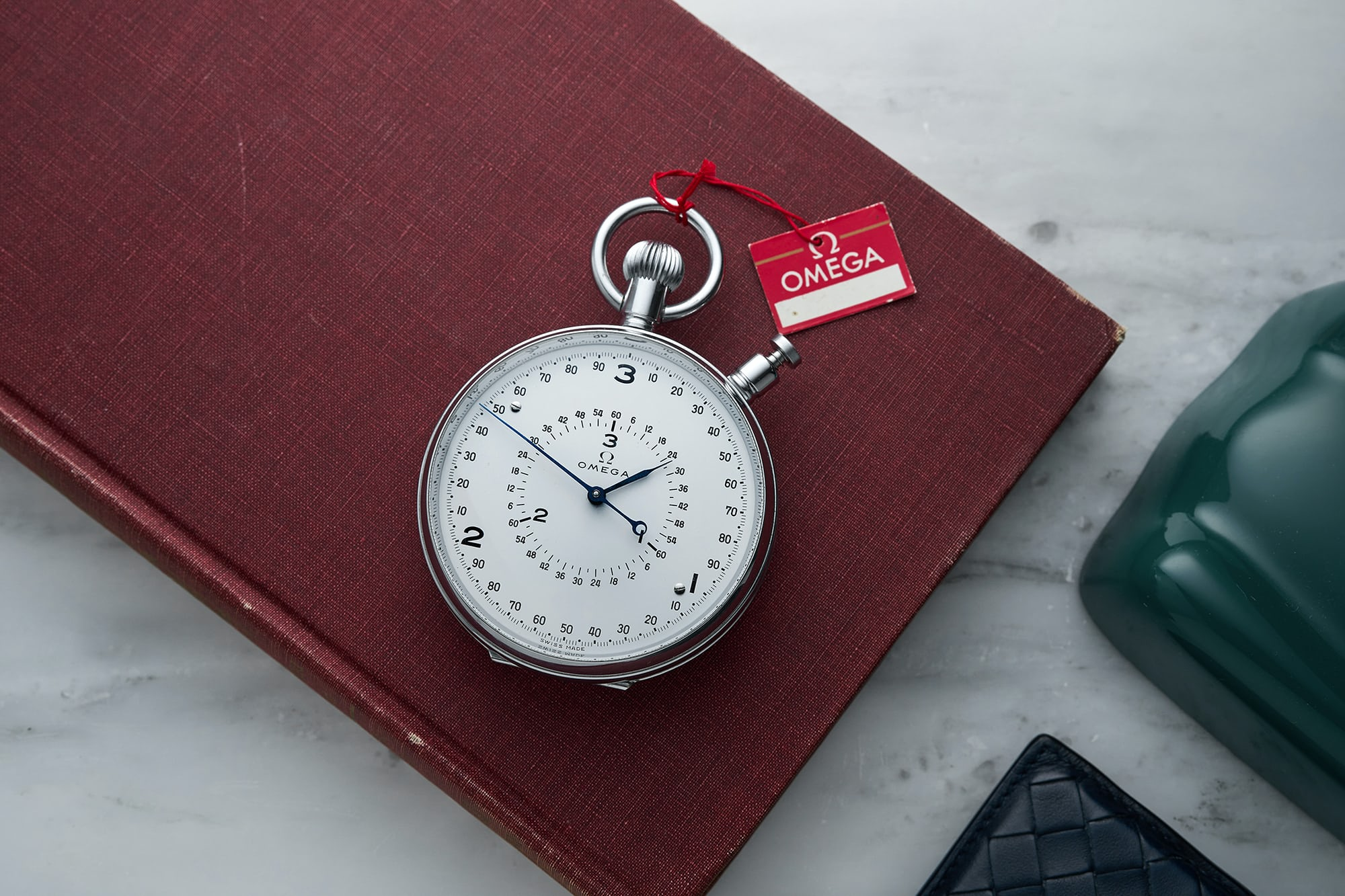 <p>1960s Omega Stopwatch</p>