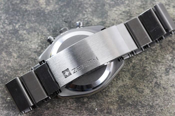 Zenith El Primero A788 bracelet