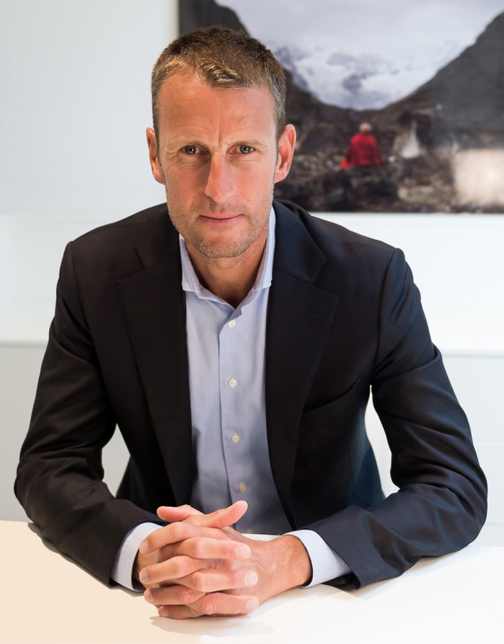 Patrick Pruneaux new CEO at UN.