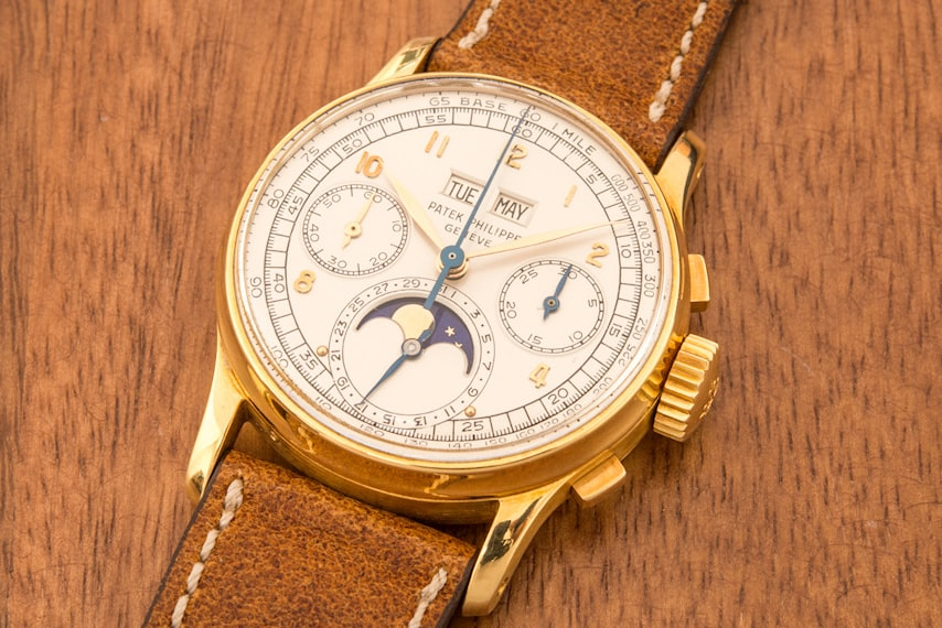 stolen patek philippe 1518  Watch Collector PSA: A Very Rare Patek Philippe 1518 In Yellow Gold Has Been Stolen (Please Share) PSA 1