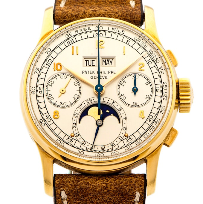 Watch Collector PSA: A Very Rare Patek Philippe 1518 In Yellow Gold Has Been Stolen (Please Share) PSA 2
