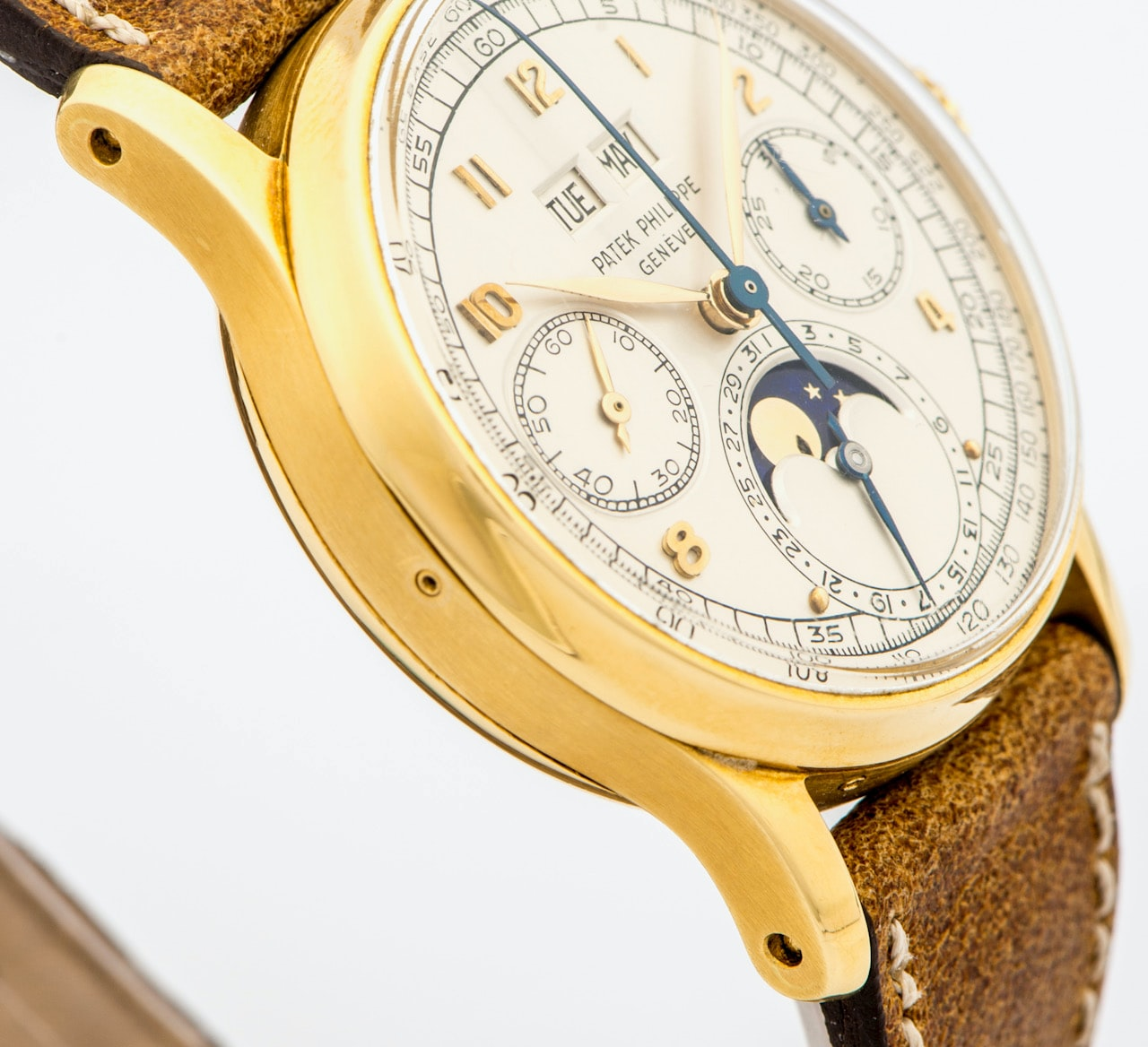 Watch Collector PSA: A Very Rare Patek Philippe 1518 In Yellow Gold Has Been Stolen (Please Share) IMG 4770