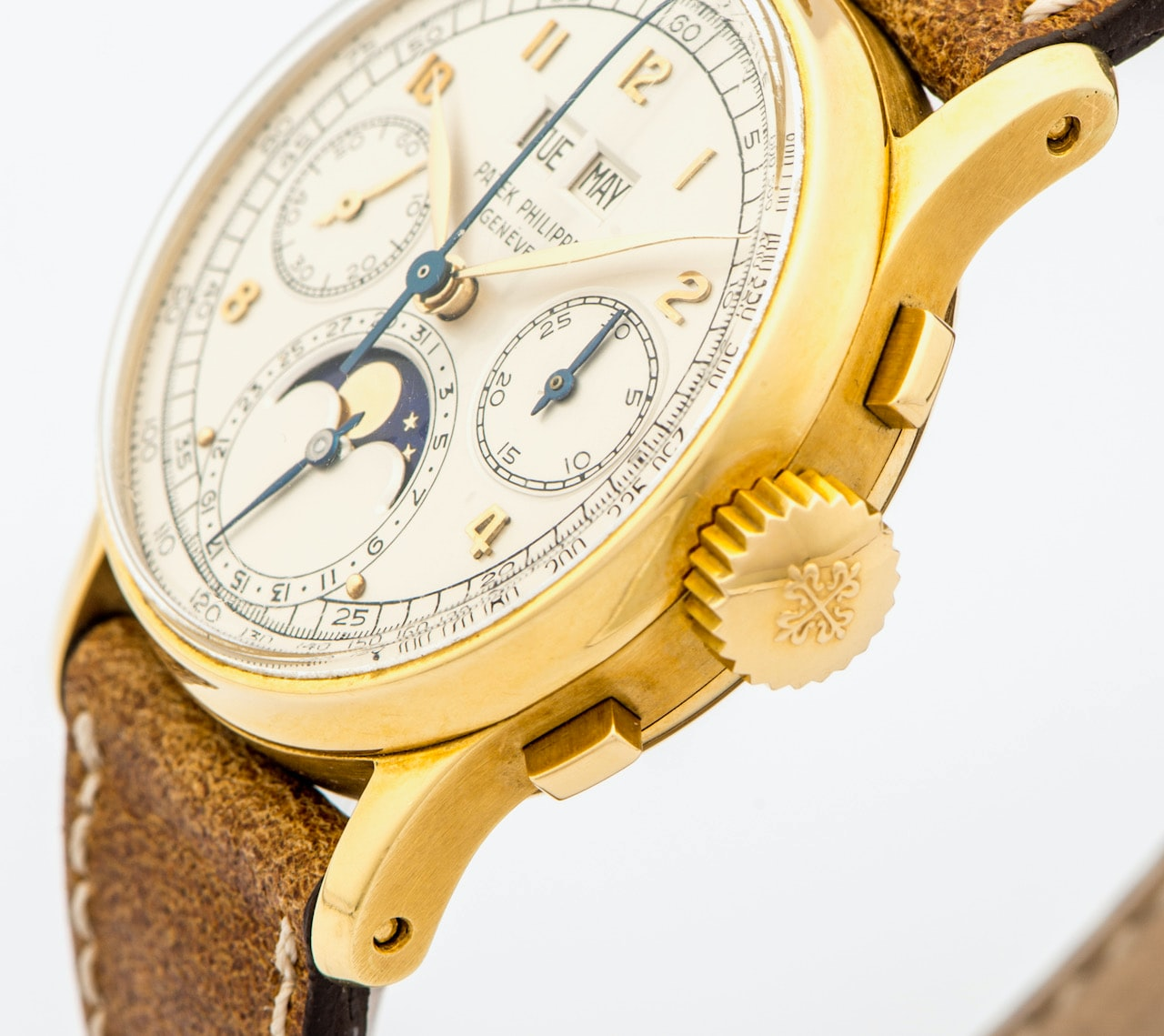Watch Collector PSA: A Very Rare Patek Philippe 1518 In Yellow Gold Has Been Stolen (Please Share) IMG 4771