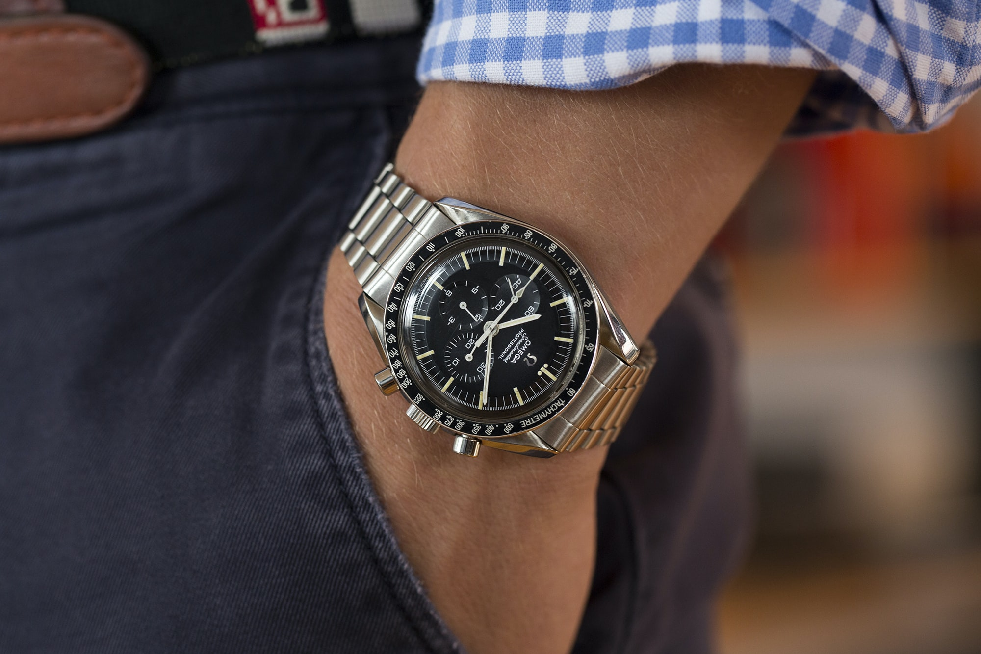 My Speedmaster Story: Peter Attia B89A3452 copy