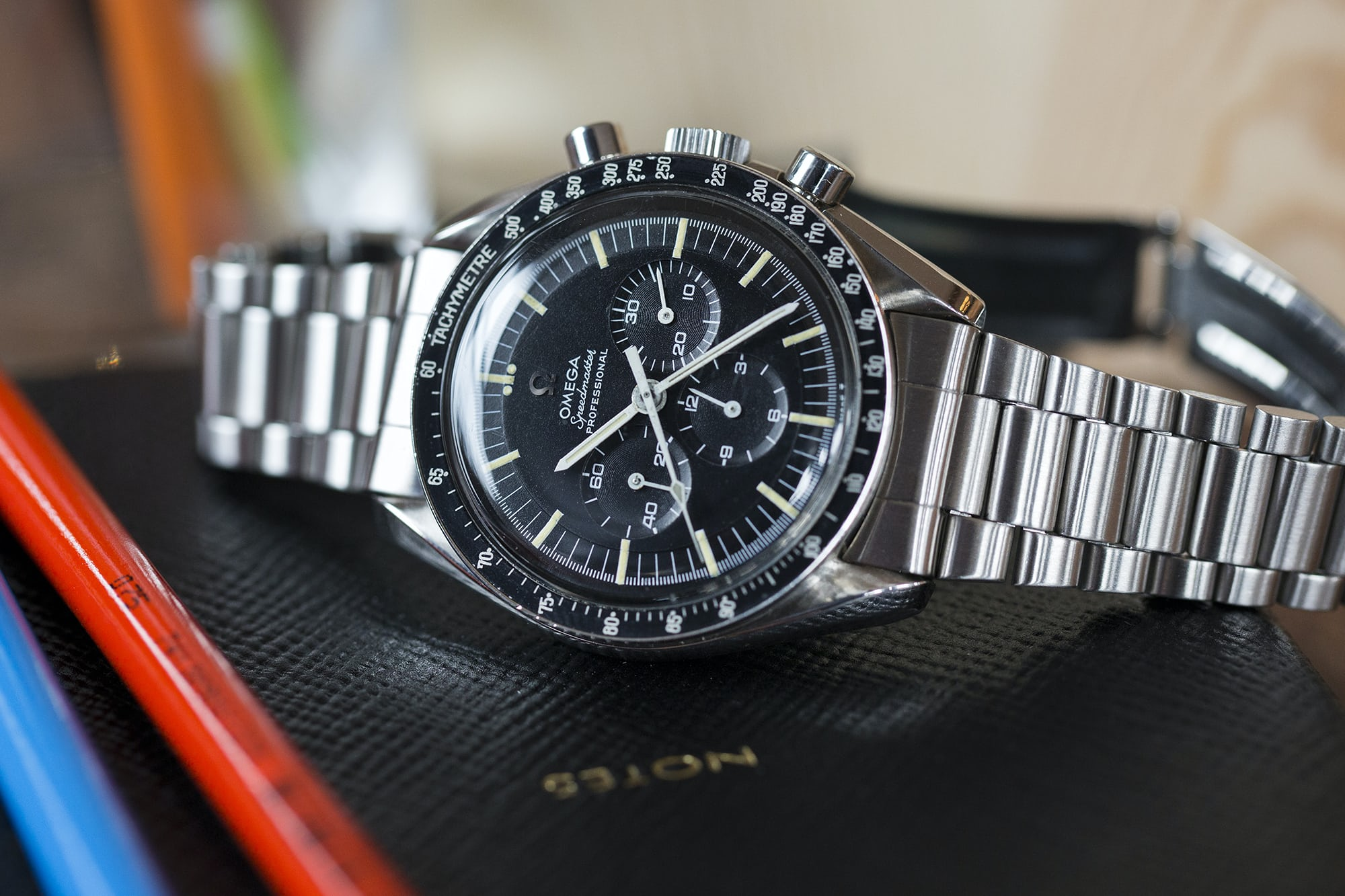 My Speedmaster Story: Peter Attia My Speedmaster Story: Peter Attia B89A3462 copy