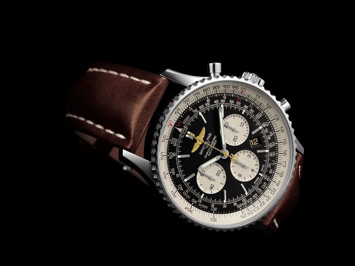 Breitling DC-3 Navitimer 01 limited edition.