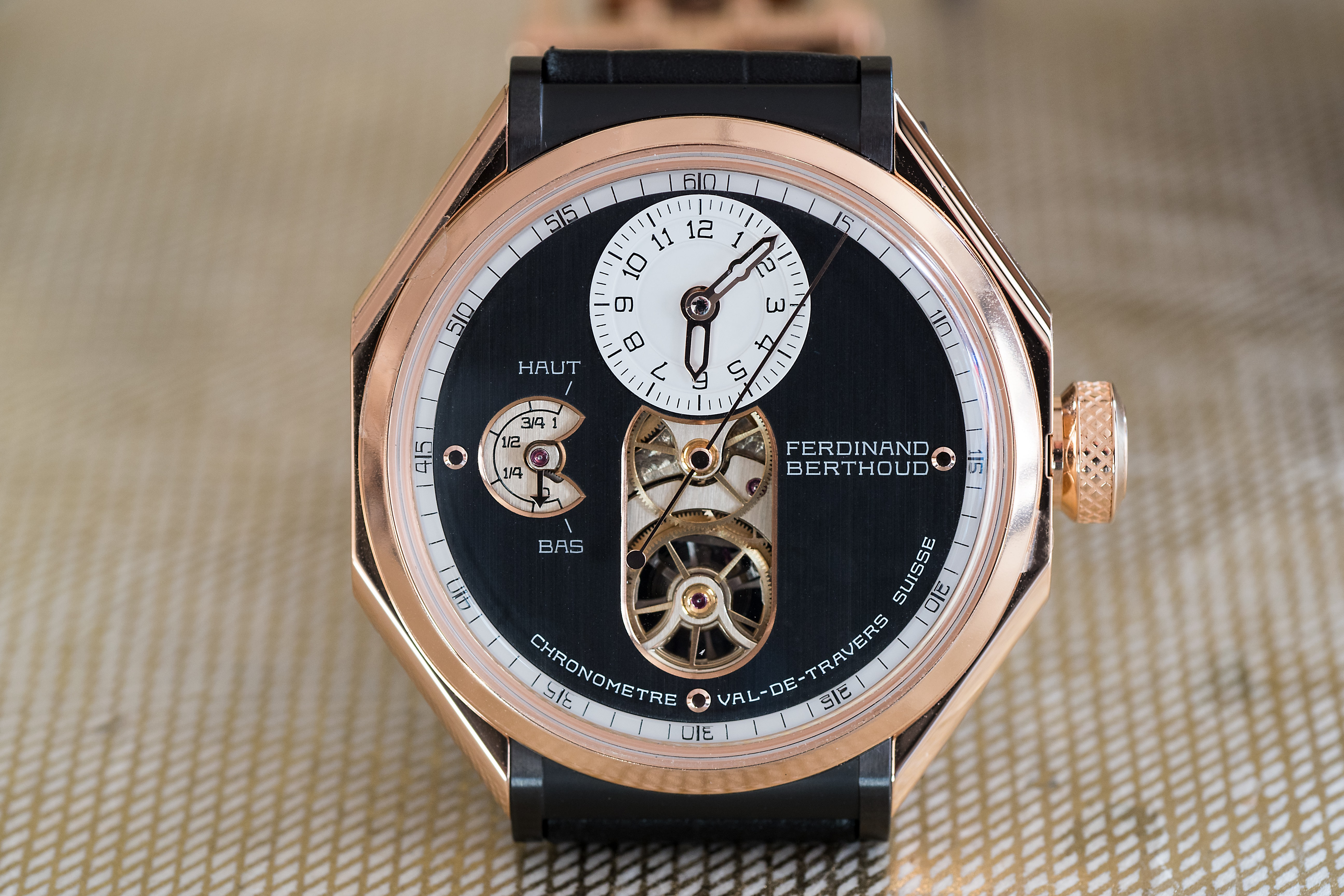 Ferdinand Berthoud Chronomtre FB 1 A Week On The Wrist: The Ferdinand Berthoud Chronomtre FB 1 A Week On The Wrist: The Ferdinand Berthoud Chronomtre FB 1 P6120253