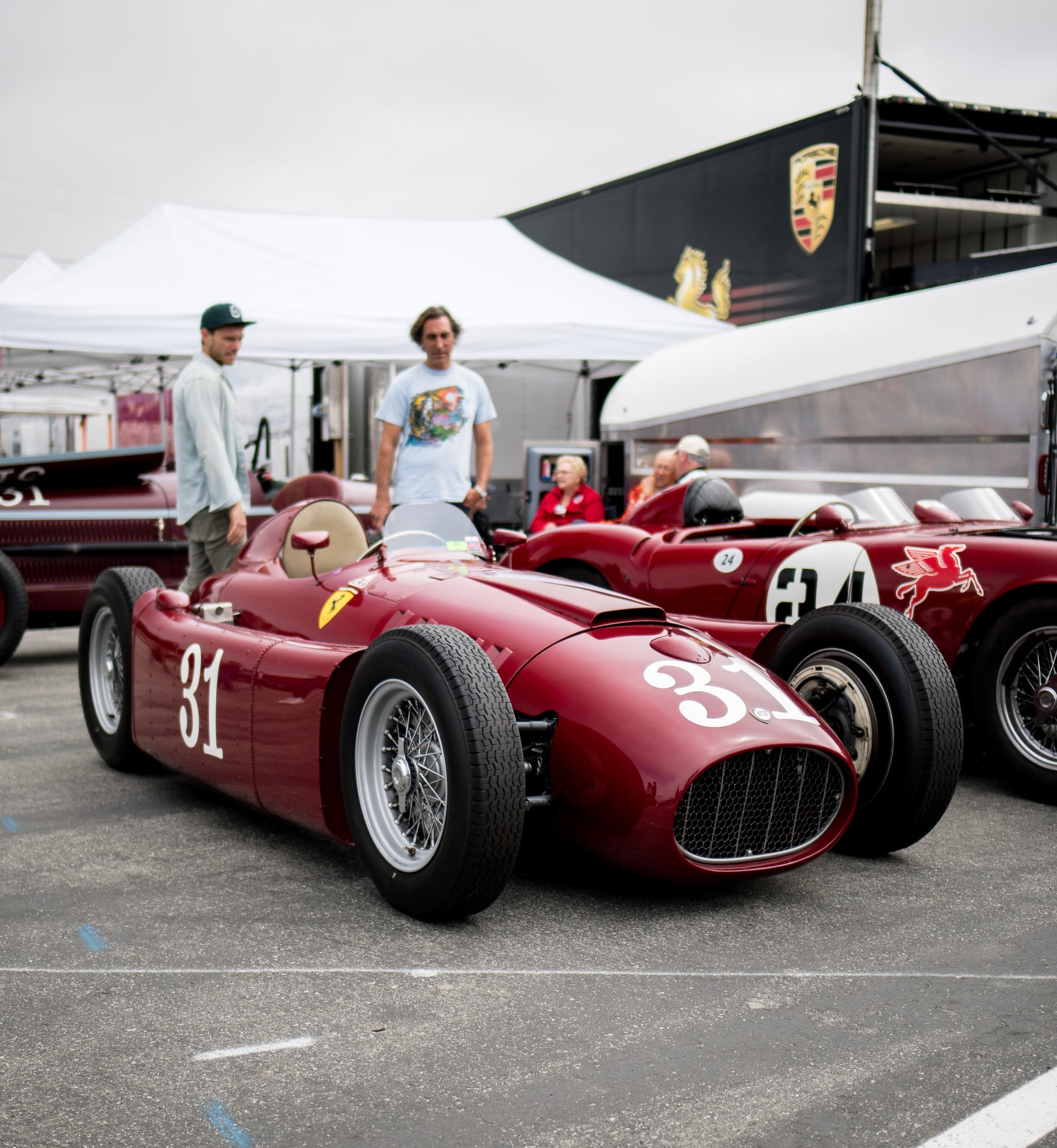 Photo Report: Car And Watch Spotting At Monterey Car Week 2017 Photo Report: Car And Watch Spotting At Monterey Car Week 2017 Rolex Monterey Motorsports Reunion 2