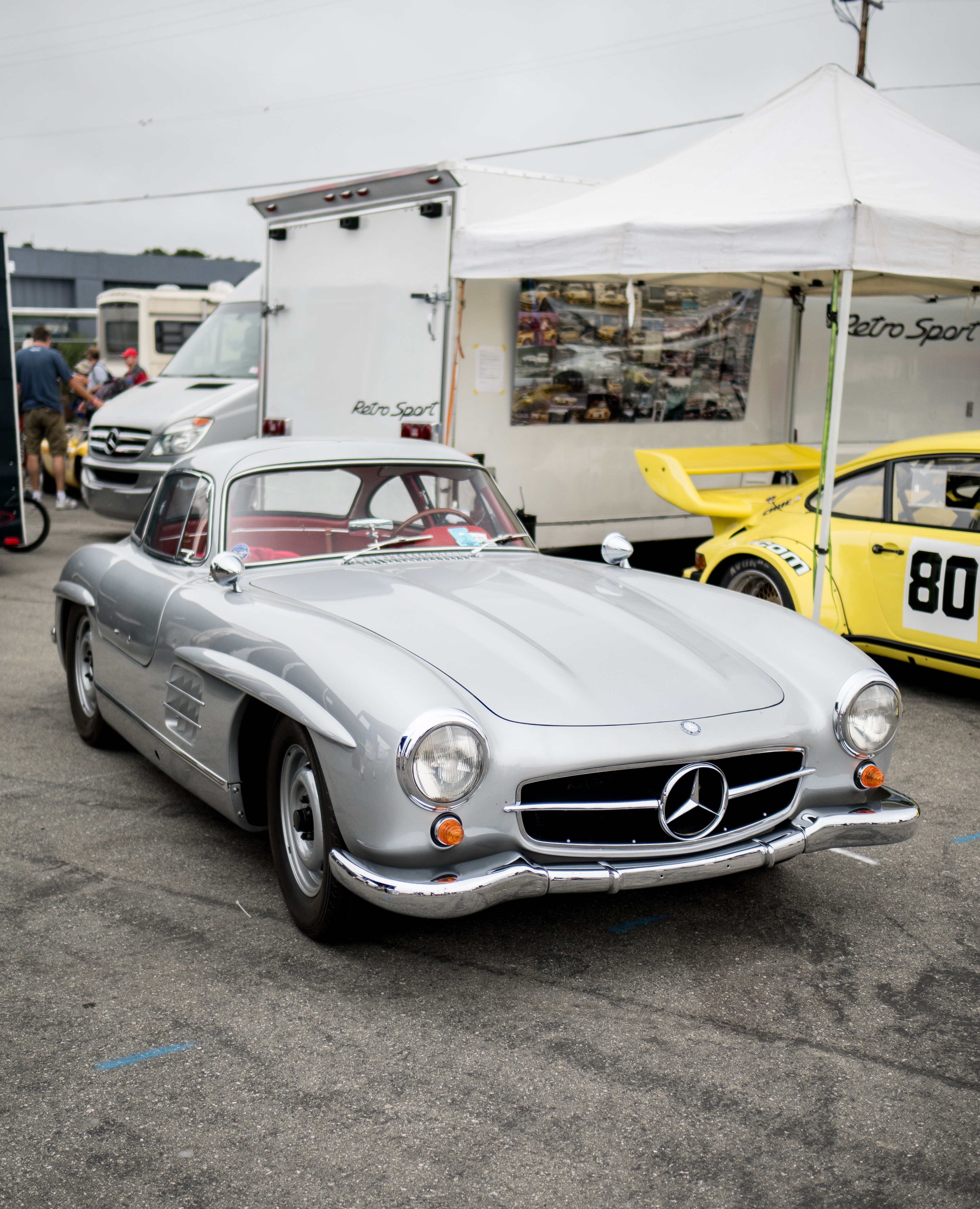 Photo Report: Car And Watch Spotting At Monterey Car Week 2017 Rolex Monterey Motorsports Reunion 1