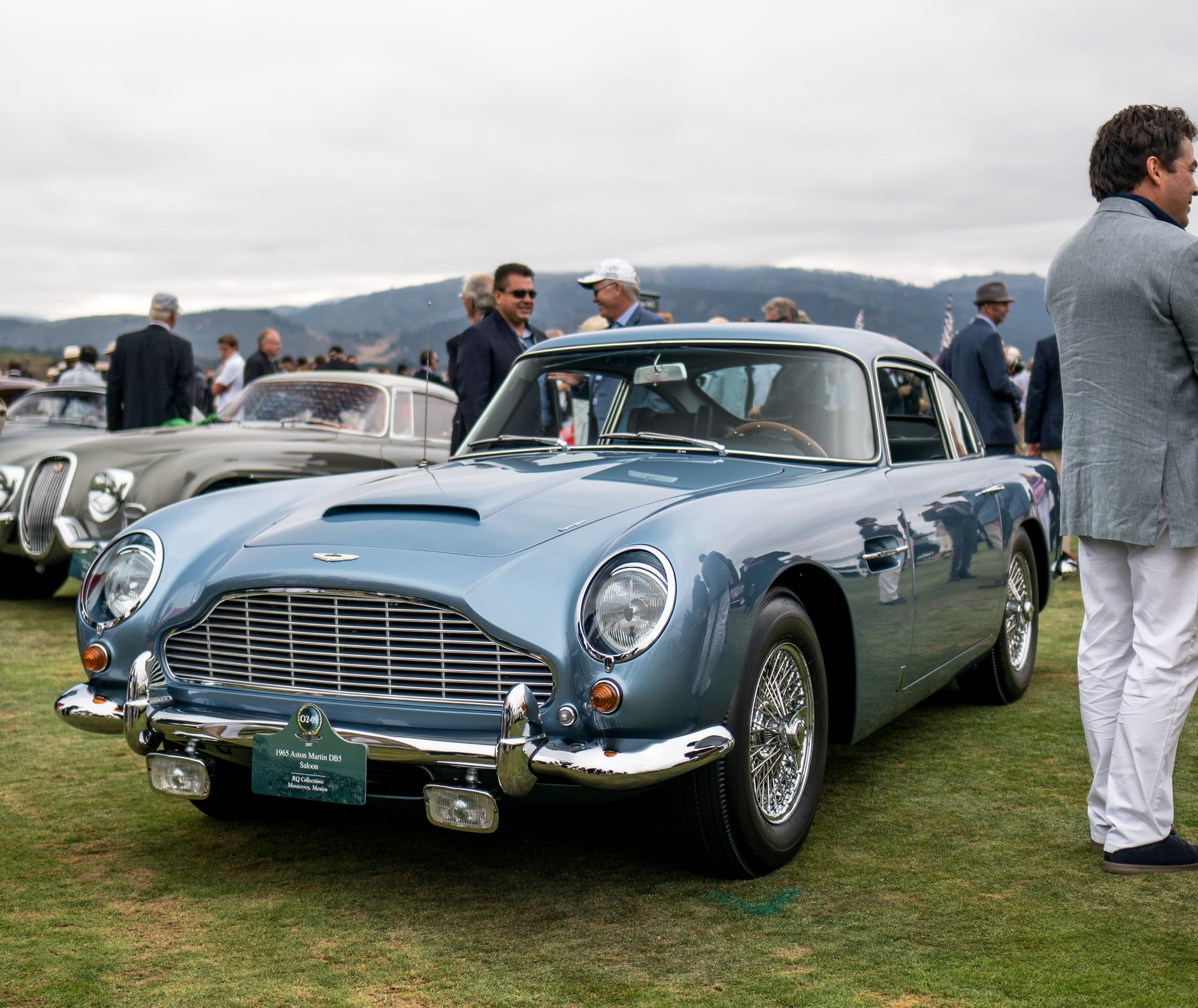 Photo Report: Car And Watch Spotting At Monterey Car Week 2017 Photo Report: Car And Watch Spotting At Monterey Car Week 2017 DSC05472