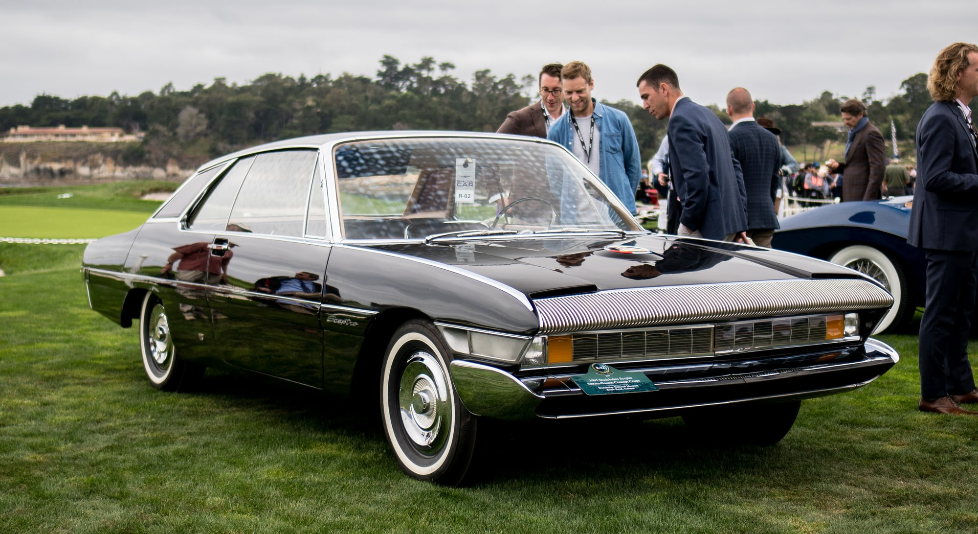 Photo Report: Car And Watch Spotting At Monterey Car Week 2017 Photo Report: Car And Watch Spotting At Monterey Car Week 2017 DSC05460