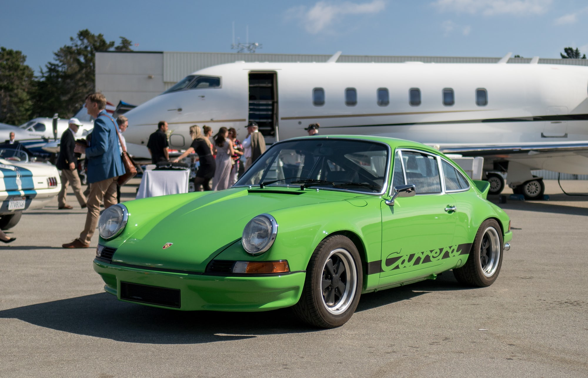 Photo Report: Car And Watch Spotting At Monterey Car Week 2017 Photo Report: Car And Watch Spotting At Monterey Car Week 2017 DSC04629