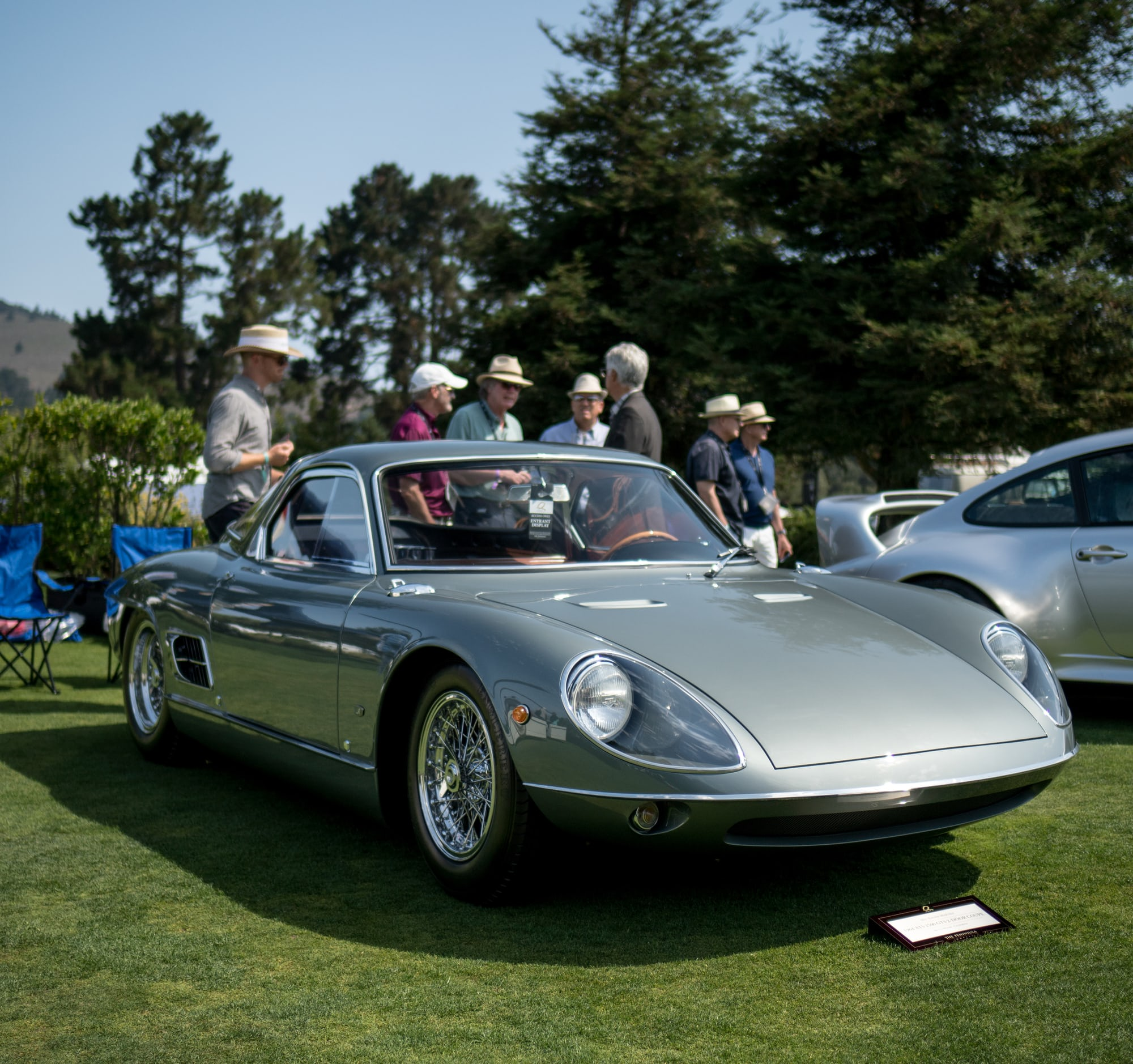 Photo Report: Car And Watch Spotting At Monterey Car Week 2017 Photo Report: Car And Watch Spotting At Monterey Car Week 2017 DSC05042
