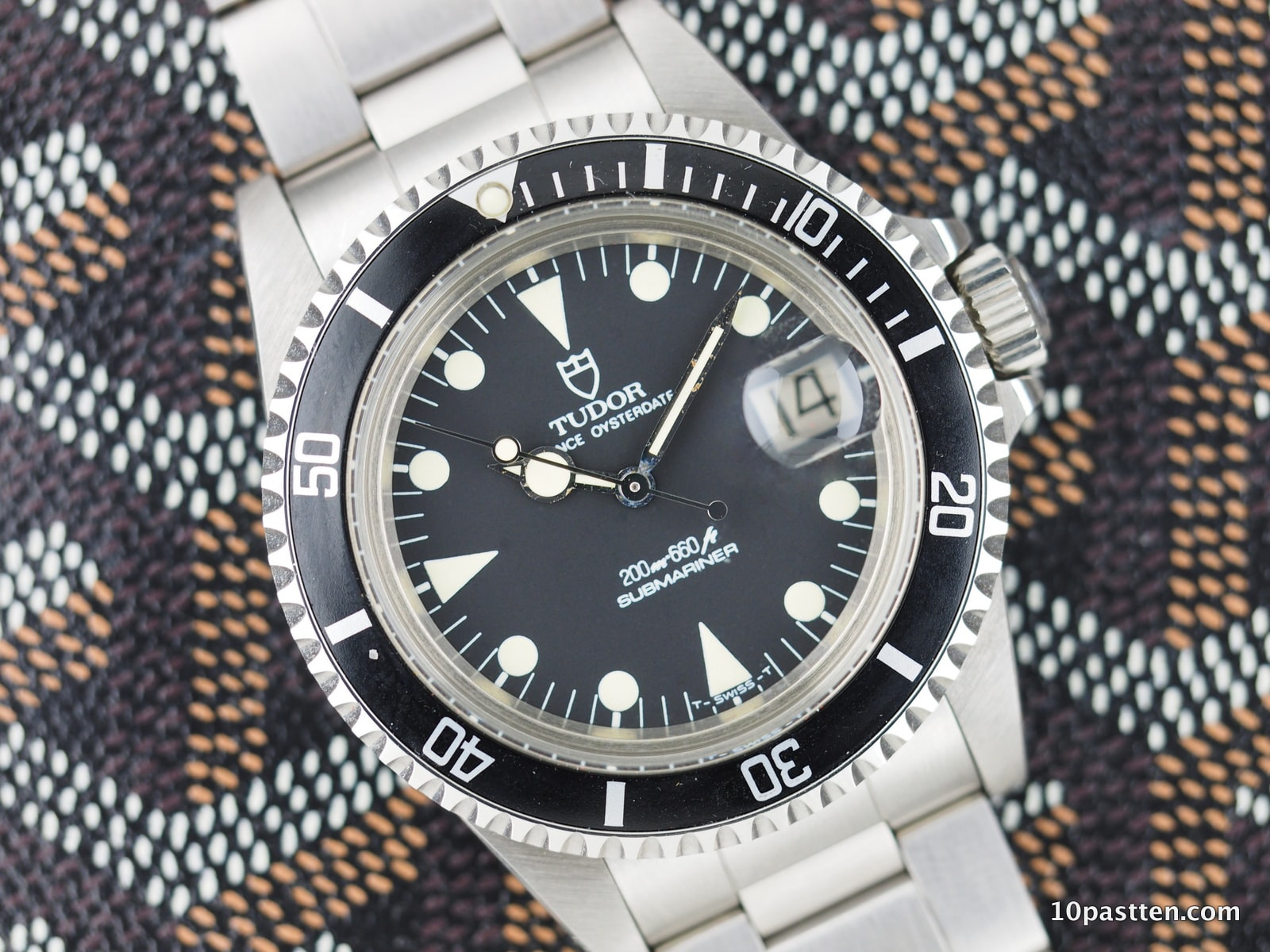 Tudor Submariner 76100 Bring a Loupe: A Tudor Submariner 76100, An Oversized Longines Calatrava 5559, A Heuer Skipper 7764, And More Bring a Loupe: A Tudor Submariner 76100, An Oversized Longines Calatrava 5559, A Heuer Skipper 7764, And More Tudor 76100